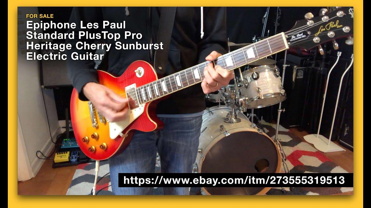Les Paul Standard Pro For Sale