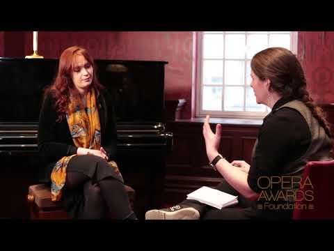 Opera Awards Foundation: Isolde Roxby