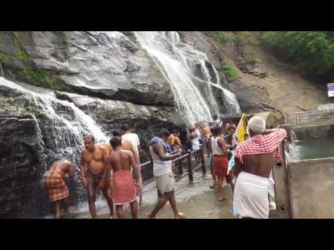 Courtallam Waterfall - Tirunelveli, Tamilnadu
