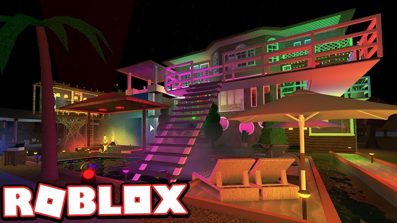 Best Bloxburg Houses In Roblox Best Party Mansion In Bloxburg Subscriber Tours Roblox Bloxburg Youtube