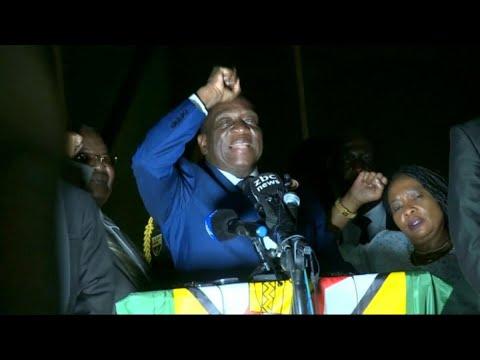 أخبار عربية | زيمبابوي تنصب منانغاغوا وتطوي صفحة #موغابي  - نشر قبل 4 ساعة
