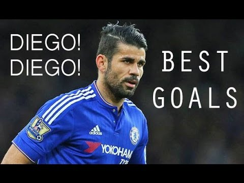 Diego Costa - Best Goals For Chelsea FC - DIEGO! DIEGO! - HD
