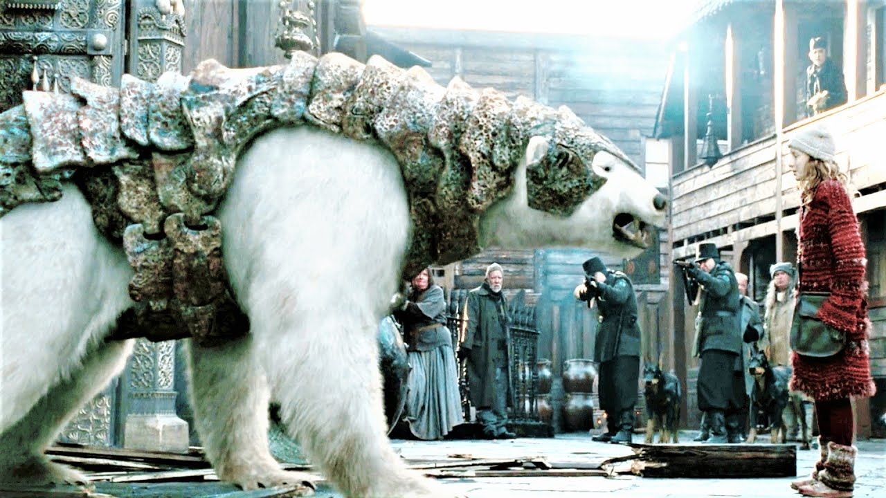 The Golden Compass (2007) Film Explained in Hindi/Urdu | Gold Armored Ice Bear Summarized हिन्दी