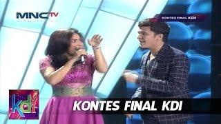 "Video Ikke Nurjana - Juan Rahman "" Bunga dan Kumbang "" Kontes Final KDI 2015 25 download MP3, 3GP, MP4, WEBM, AVI, FLV Agustus 2017"