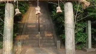 【愛郷無限】 十二所神社参道 (北九州市八幡西区引野)