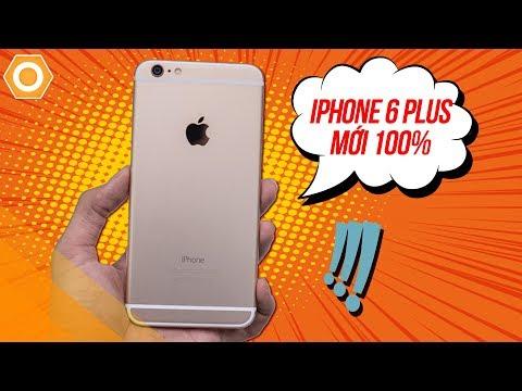 IPHONE 6 PLUS MỚI 100% VÀ CON SỐ 4 NHIỀU Ý NGHĨA?