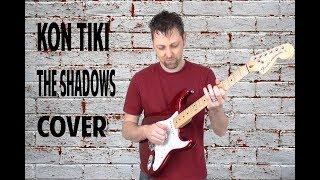 Kon Tiki - The Shadows - Guitar - Cover