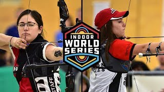 Casey Kaufhold v Gabriela Bayardo – recurve women's gold final | GT Open 2018