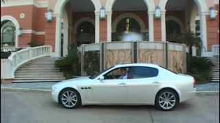 Maserati Quattroporte 2007   Made for Each Other? Maserati and Monaco   Performance   Drive.com.au