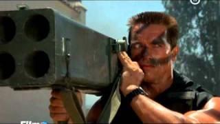 Arnold Schwarzenegger Film+ ajánló EREDETI