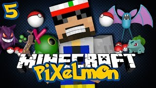 Minecraft Pixelmon 5 - SO MANY LEVELS (Pokémon in Minecraft)