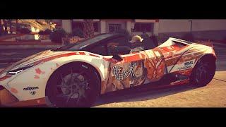 Richie Branson - Hentai Lamborghini