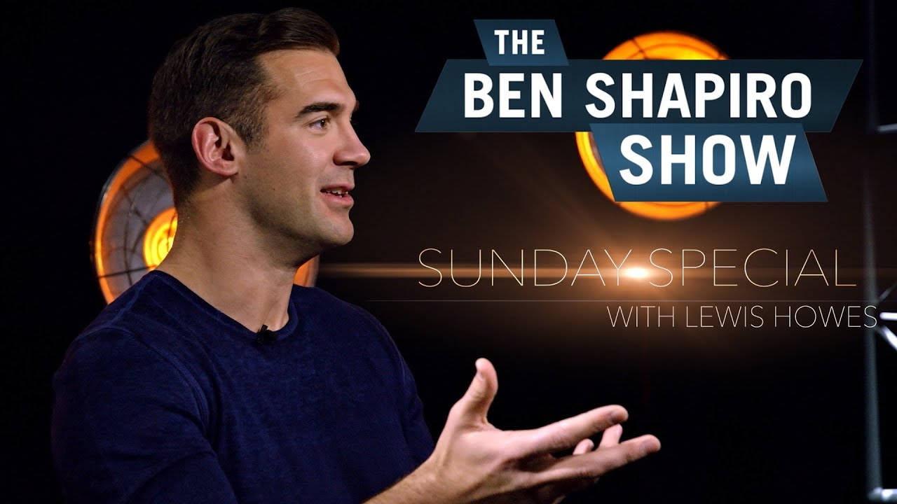 Lewis Howes | The Ben Shapiro Show Sunday Special Ep. 35