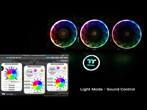 Floe Riing RGB 360 TT Premium Edition