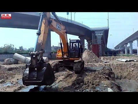 Test Of Poclain Excavator Operator | Heavy Equipment Operator Test | Poclain Machine Operator Test
