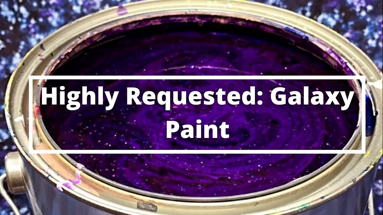 Highly Requested Galaxy Paint Color #shorts