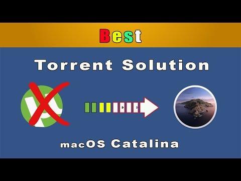Best Torrent (Software) Solution For MacOS Catalina 10.15 /  Top Best Torrent Software For Mac  2020
