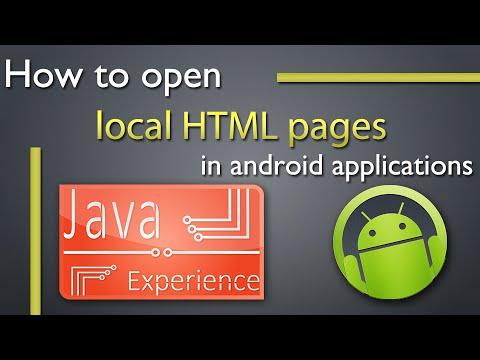 как открыть файл Html на андроид - фото 11