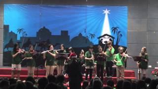 Concordia International School Hanoi Christmas Con