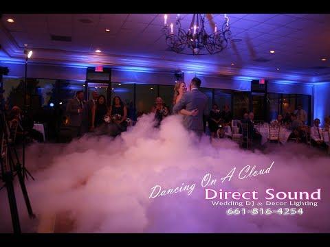 Wedding Gig Log DJ Mikey Mike POV Nimbus Dancing on a Cloud EZ Mount HD