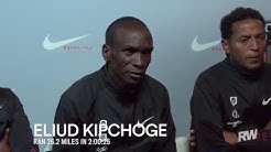 Der schnellste Marathon-Läufer der Welt – Interview mit Eliud Kipchoge (Englisch)