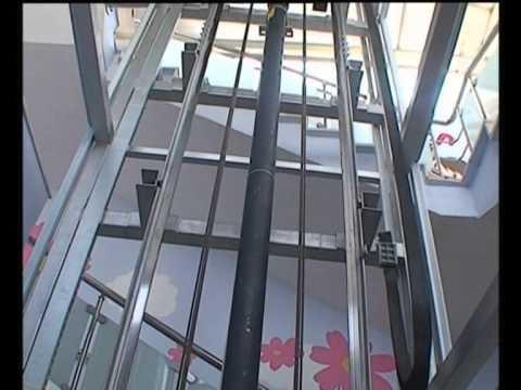 hidrolik asansör aufzugen elevator
