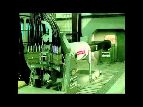 Electromagnetic Railgun Test by Office of Naval Research