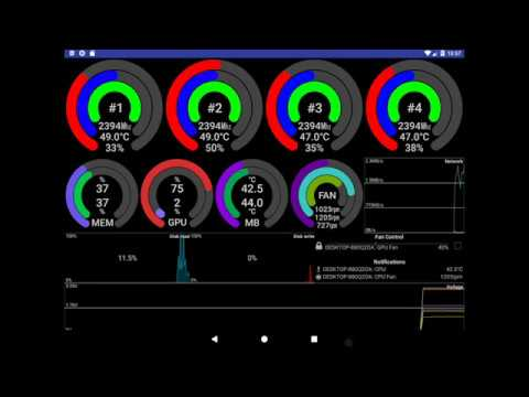 Remote System Monitor For Pc - Download For Windows 7,10 and Mac