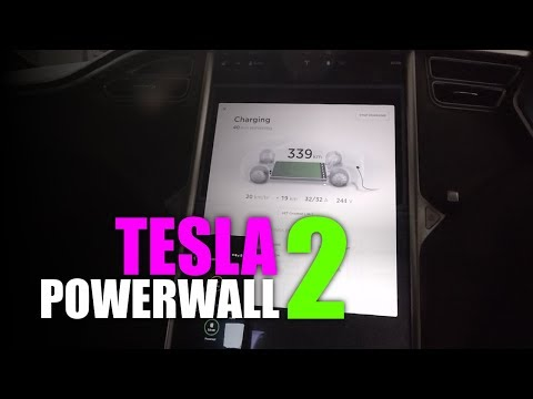 Tesla Powerwall 2 + Solar: Maximum Output