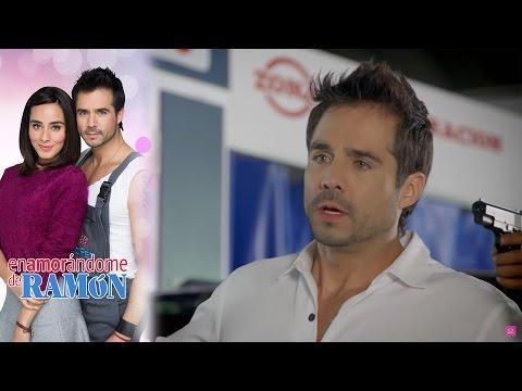 Ramón, en problemas por ayudar a Sofia   Enamorándome de Ramón -Televisa