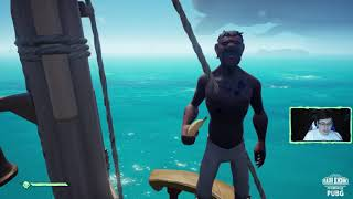 Sea of Thieves with Mob5ter, melharucos #2. Closed beta.
