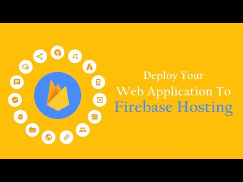 How to upload a website online for free on Internet using Firebase hosting