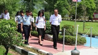 Kunjungan Tim WBK Pusat ke LPKN Karang Intan