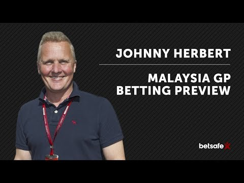 Malaysian Grand Prix Preview - Johnny Herbert