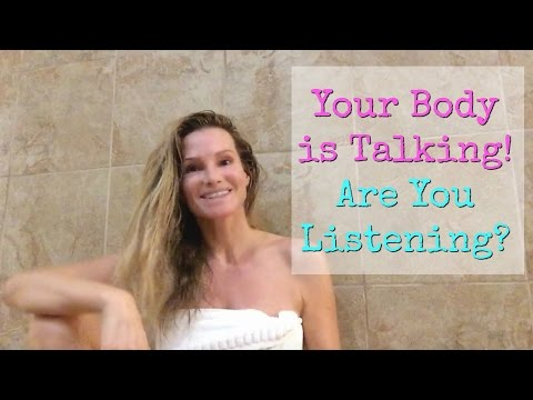 Your Body is Talking!  Are You Listening? - Sandra Rolus