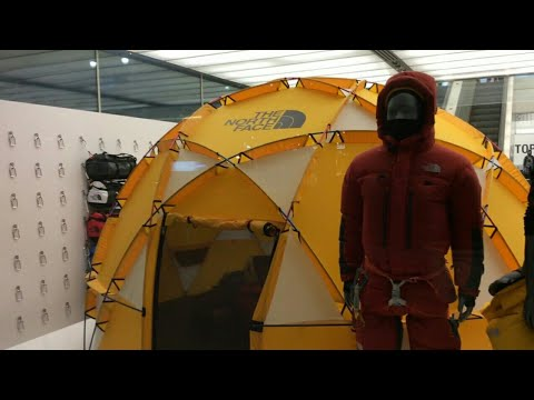 This North Face Dome Tent Costs $3700 & This North Face Dome Tent Costs $3700 - YouTube