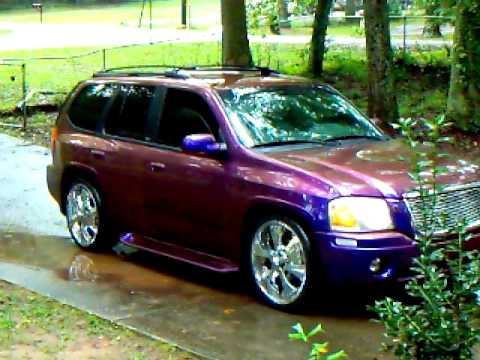 TRICKED OUT 2003 ENVOY- FOR SALE 10,000.00 - YouTube