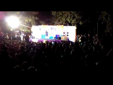 Nice singing by shahid who is student of Jnu Delhi