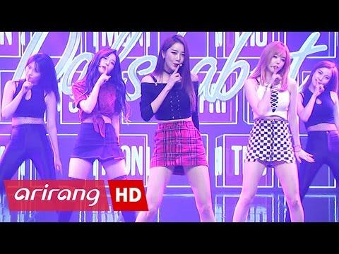 Simply K-Pop _ Dal★Shabet(달샤벳) _ FRI.SAT.SUN(금토일) _ Ep.233 _ 093016