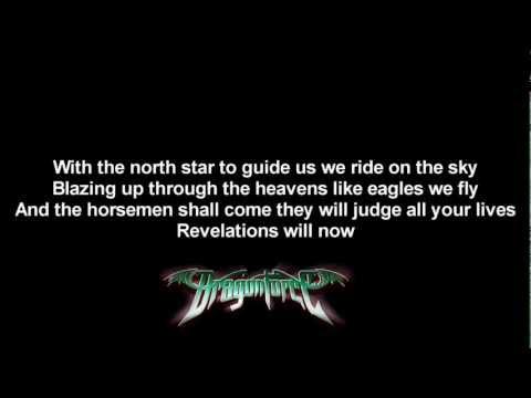 DragonForce - Revelations | Lyrics on screen | HD