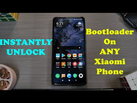 Topic Covers - 1- how to Unlock Bootloader in any Xiaomi, redmi or Poco Smartphone 2- how to Unlock .
