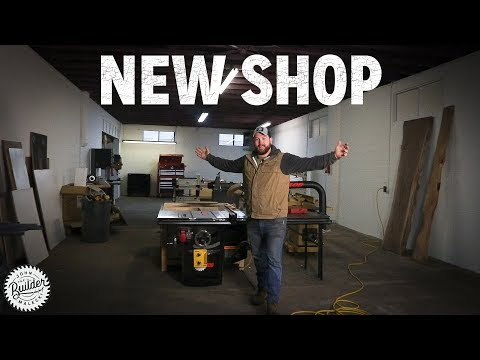 MOVING IN MY NEW SHOP!! | How I Am Laying Out My New Shop