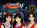 The King of Fighters 94 Rebout [PS2] Athena - Yuri - Mai