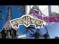 Top 10 Rides at Warner Bros. Movie World (2018)