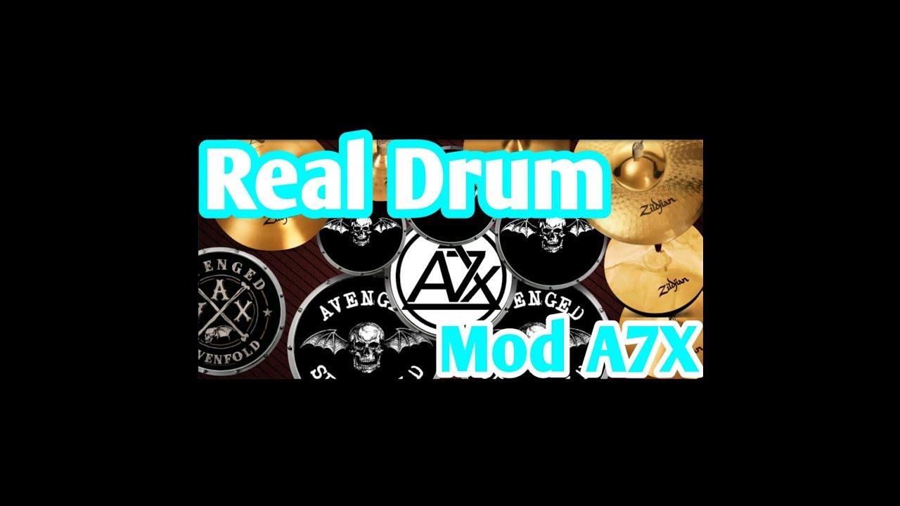 download real drum apk mod a7x
