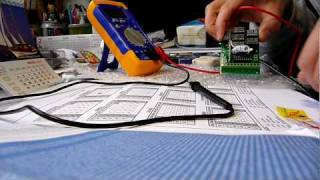 KL-YK460 remote control switch board (SC-2272-M6 chip)