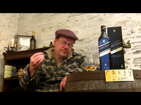 whisky  291  Johnnie Walker Double Black