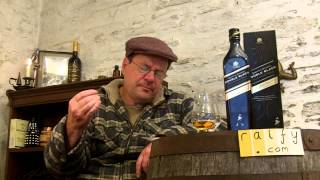 whisky review 291 - Johnnie Walker Double Black