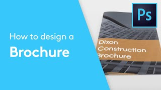 How To Design A Brochure In Adobe Photoshop | Solopress Tutorial