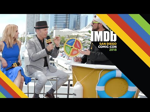 Funny Questions and Hidden Talents Revealed with ComicCon Stars